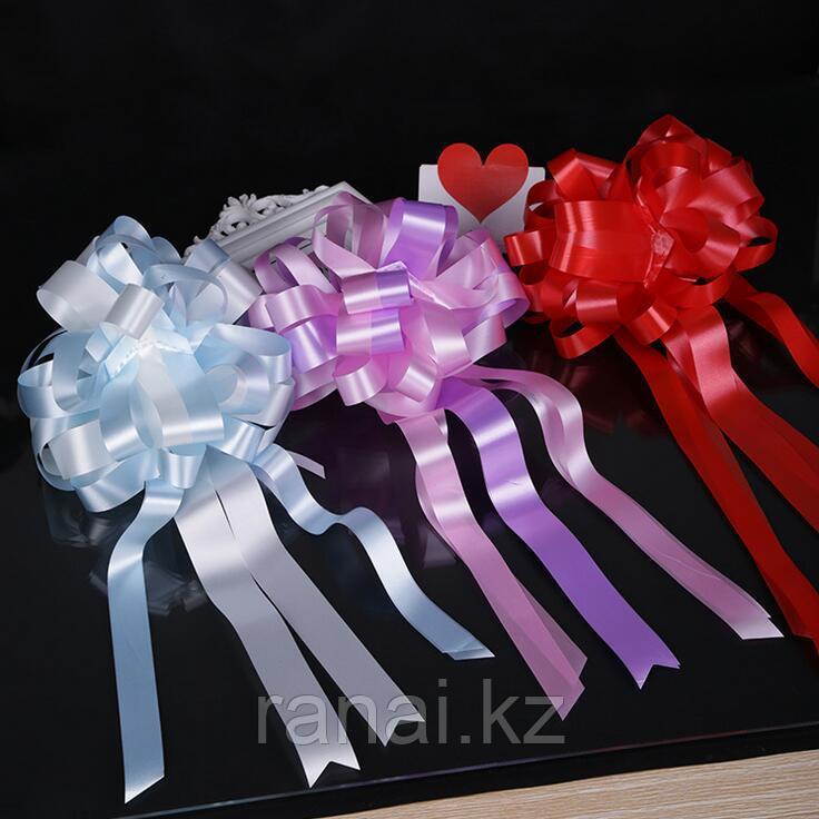 Красивые банты для подарков и украшений