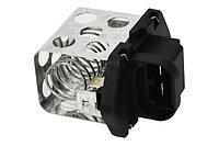 Резистор вентилятора охлаждения на авто с кондиционером