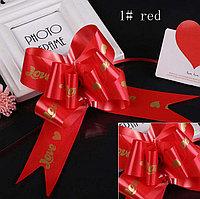 """Красивые банты для подарков и украшений """"LoVe"""", фото 1"""