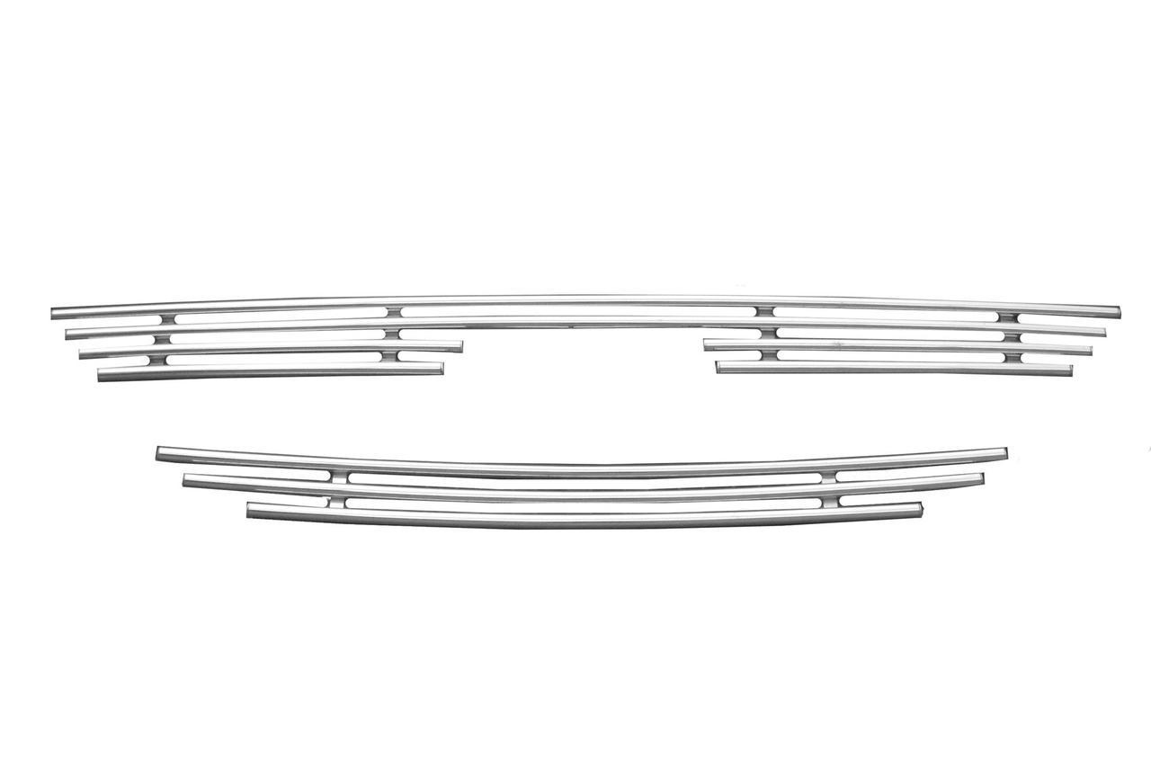 Накладка на решётку радиатора 10 мм (НПС) LADA Largus 2012-
