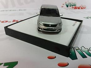 Модель автомобиля Renault Logan