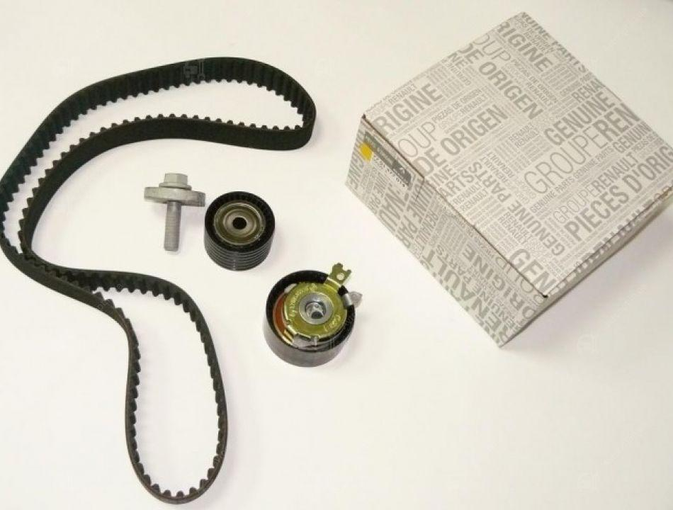 Ремкомплект ГРМ 16кл. на двигатель К4М V1.6