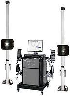 Стенд VAS-6421 для проверки и регулировки геометрии подвески автомобиля