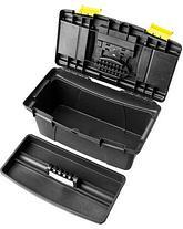 """Ящик для инструментов STAYER 38105-13_z03, VEGA, пластиковый с органайзерами, 12"""" , фото 3"""