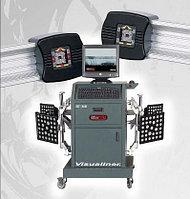 Стенд V3D2-MB для проверки и регулировки геометрии подвески автомобиля