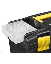 """Ящик для инструментов STAYER 38105-18_z03, VEGA, пластиковый с органайзерами, 19"""" , фото 3"""