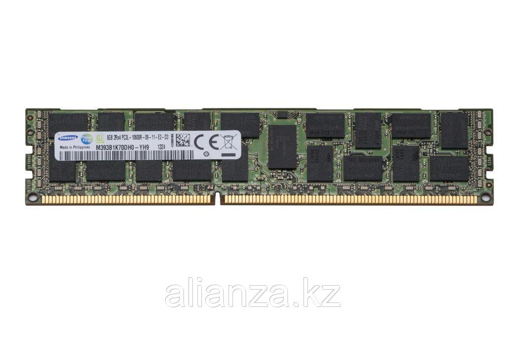 Модуль памяти DDR3 8Gb Samsung M393B1K70DH0-YH9 PC3L-10600 1333Mhz ECC REG  1,35V