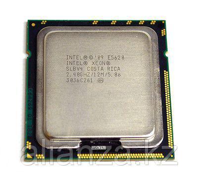 Процессор Intel Xeon E5620 Gulftown (2400MHz, LGA1366, L3 12288Kb) , SLBV4 , oem