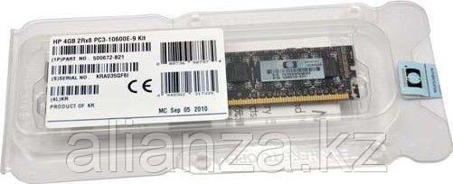 Модуль памяти HP 4GB (1x4GB) Dual Rank x8 PC3-10600 (DDR3-1333) Unbuffered CAS-9 Memory Kit, 500672-B21, 500672-S21, 500672R-B21, 501541-001, 67Y1389,