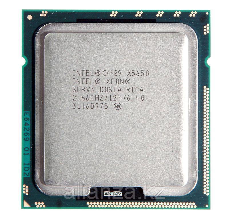 Процессор Intel Xeon X5650 Gulftown (2667MHz, LGA1366, L3 12288Kb), SLBV3, tray