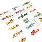 Настольная Игра: Мягкий знак English, фото 3