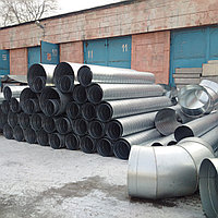 Воздуховоды в Алматы