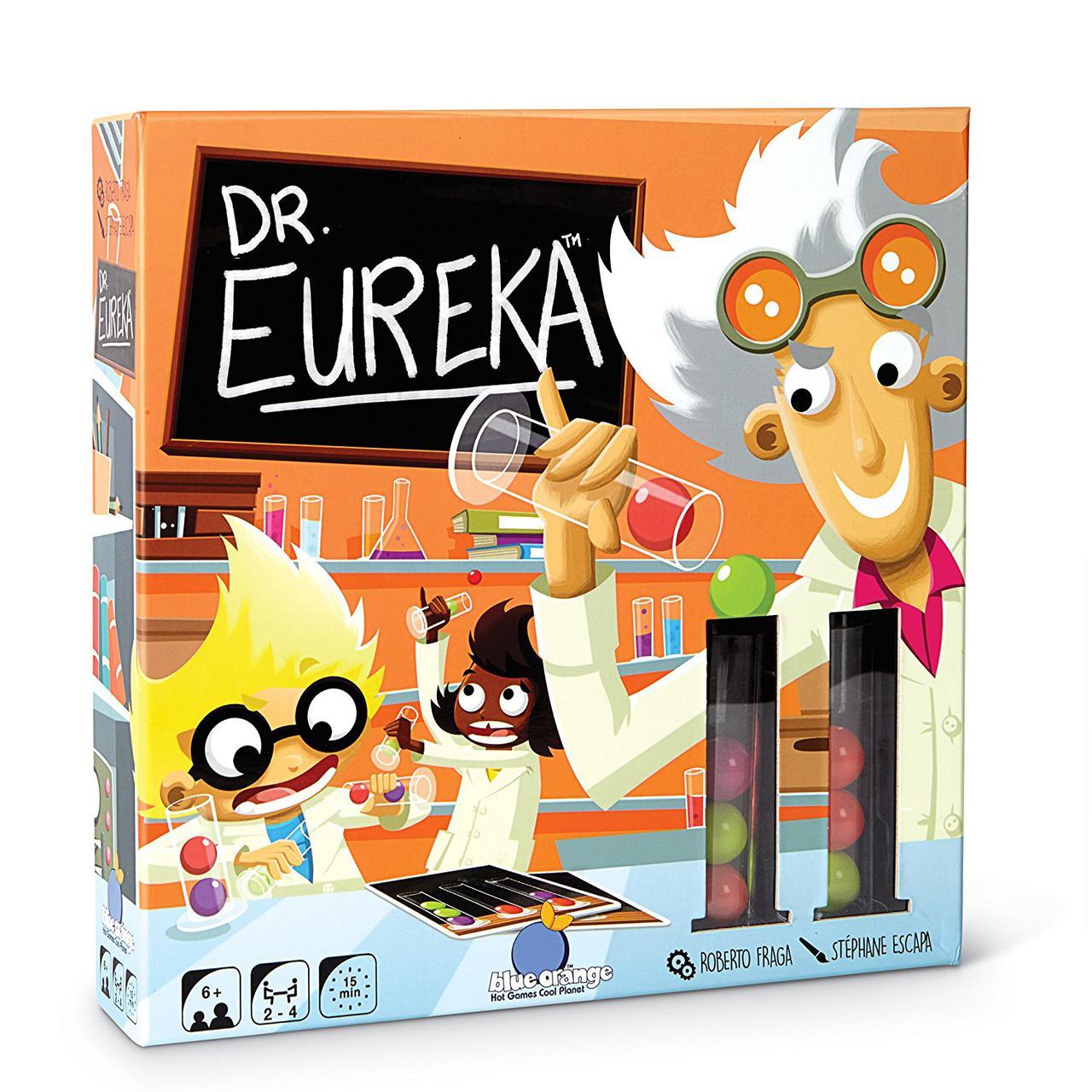Настольная игра: Доктор Эврика - фото 1