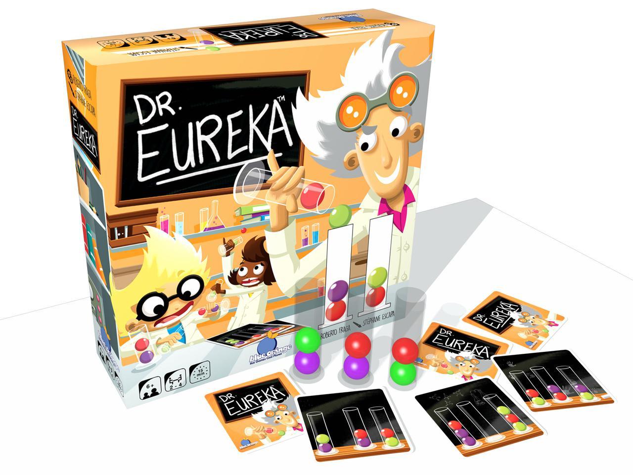 Настольная игра: Доктор Эврика - фото 4