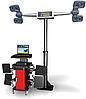 8-ми камерный 3D стенд high tech класса TRIGON 4 VISION для регулировки углов установки колес легковых автомоб