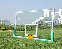 Щит баскетбольный каленые стекло
