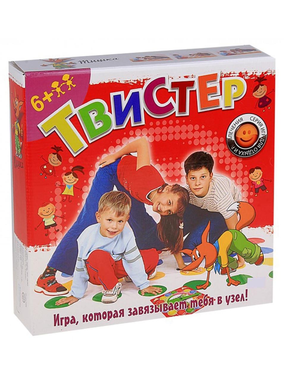 Настольная игра: Твистер