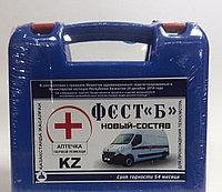 """Автомобильная аптечка """"Фэст Б"""", 14 предметов"""