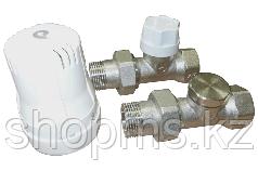 Набор для подключения радиатора с термостатической головкой 3/4 прямой Comisa***