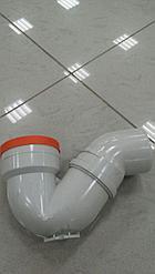 Соединительное колено (110 Kalde 3.2ПВХ S (45)