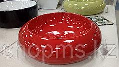 Умывальник фигурный Melana 800-1001ST красный*