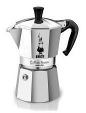 Гейзерная кофеварка BIALETTI MOKA EXPRESS (на 4 порции)