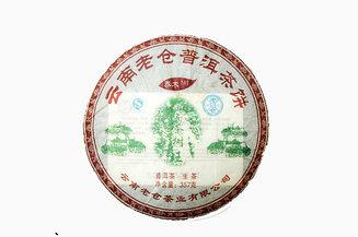 Пуэр Старое Дерево Шэн №701, 357 гр.
