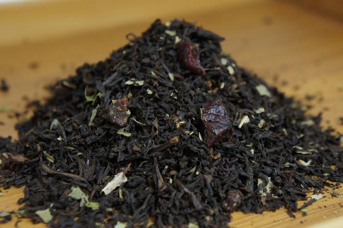 """Чай черный с добавками """"Дикая вишня"""" Германия, 500 гр."""