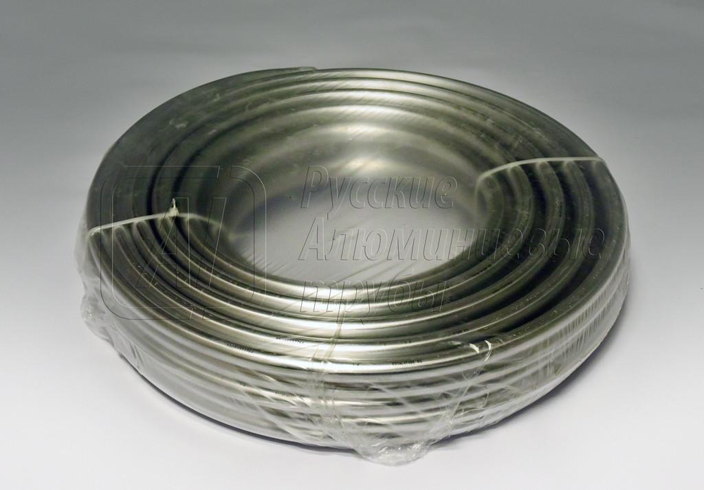 Труба для монтажа кондиционеров алюминиевая 3/4*19,05*1,5 бухта 30 метров.