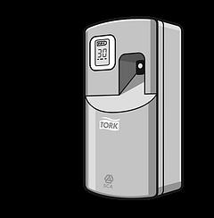 Автоматические освежители воздуха