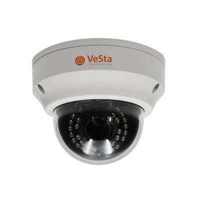 Антивандальная камера VeSta VC-2444 AHD FullHD, Белая
