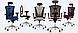 Кресло Pilot R HR net AL, фото 5
