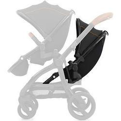 Прогулочный блок для второго ребенка Egg Tandem Seat Espresso - Black Chassis