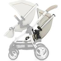 Прогулочный блок для второго ребенка Egg Tandem Seat Prosecco - Champagne Chassis