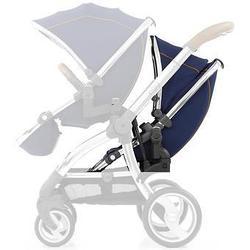 Прогулочный блок для второго ребенка Egg Tandem Seat Regal Navy - Mirror Chassis