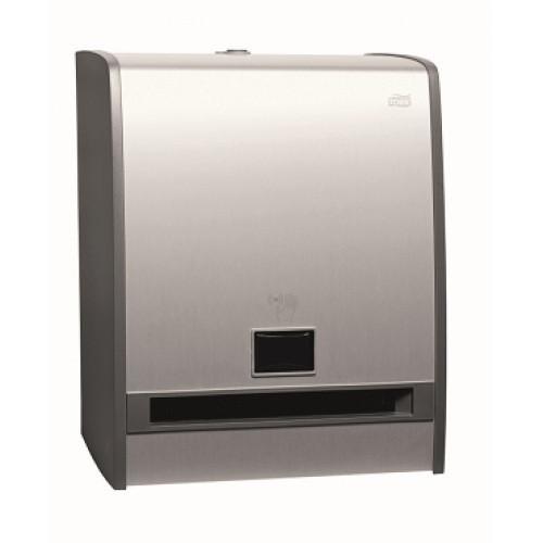 Диспенсер для полотенец Tork Aluminium 459500 автоматический