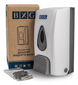 Дозатор жидкого мыла BXG SD-1178 (механический), фото 2