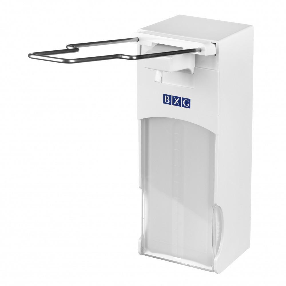 Локтевой дозатор жидкого мыла и антисептика BXG ESD-3000
