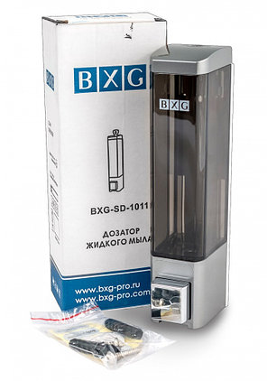 Дозатор жидкого мыла BXG: SD-1011C, фото 2