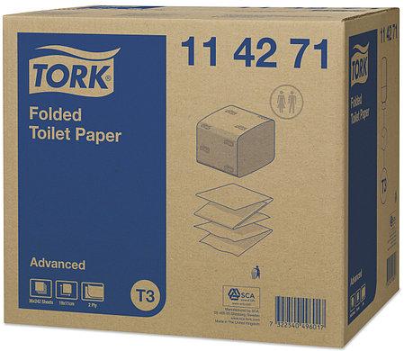 Tork листовая туалетная бумага 114271, фото 2
