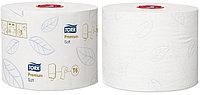 Tork туалетная бумага Mid-size в миди рулонах мягкая 127520