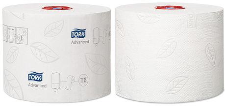 Tork туалетная бумага Mid-size в миди рулонах 127530, фото 2