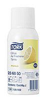 Tork аэрозольный освежитель воздуха, цитрусовый аромат 236050