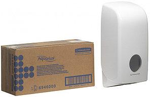 Диспенсер для листовой туалетной бумаги Aquarius 6946, фото 3