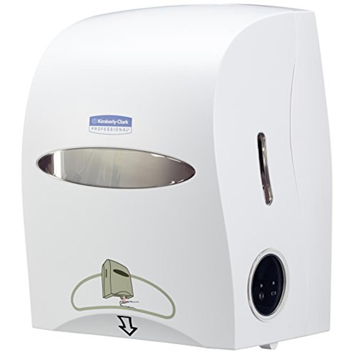 Диспенсер Kimberly-Clark Professional (для рулонных полотенец, сенсорный)