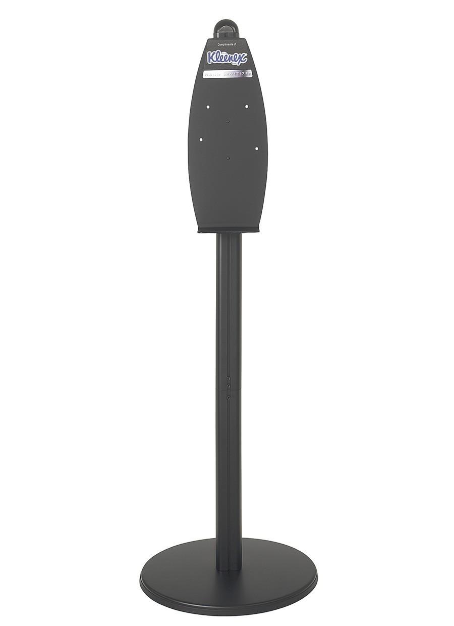 Стационарная металлическая стойка для сенсорных диспенсеров Kimberly-Clark