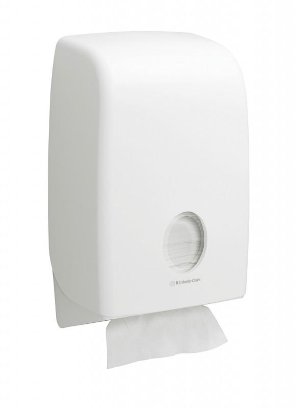 Диспенсер Kimberly-Clark Aquarius (для листовых бумажных полотенец)