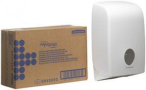 Диспенсер Kimberly-Clark Aquarius (для листовых бумажных полотенец), фото 3