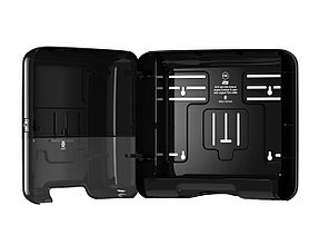 Мини-диспенсер Tork: Singlefold 553108 (для листовых полотенец сложения ZZ и C), фото 2