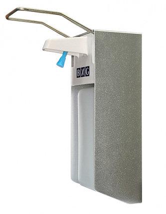 Локтевой дозатор жидкого мыла и антисептика BXG ESD-1000, фото 2